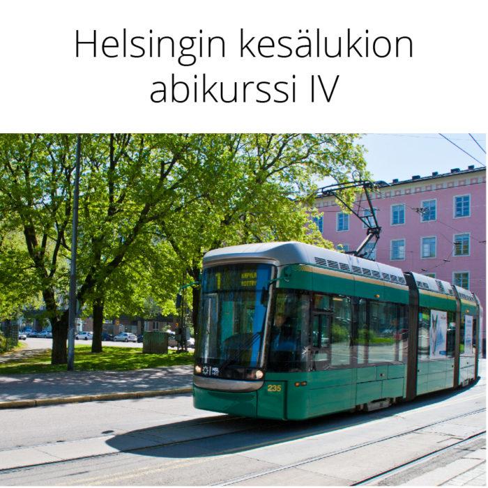 Helsinki 23.7.—3.8.2018