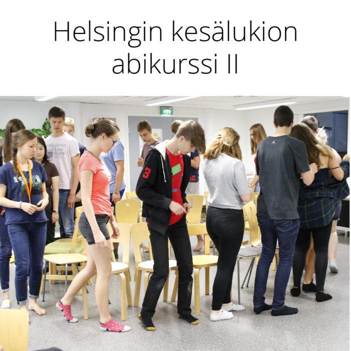 Helsinki 26.2.—9.3.2018 (iltakurssi)