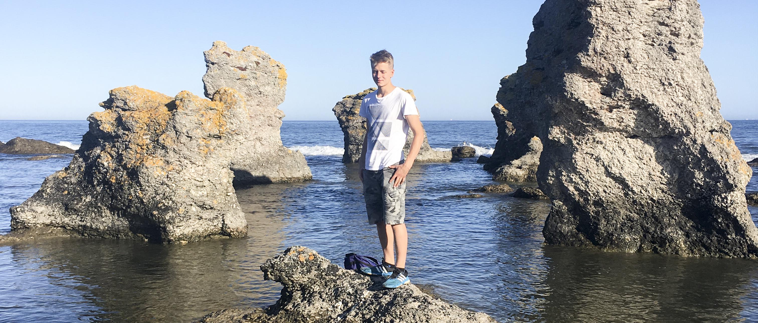 Vahvista ruotsin taitojasi kesällä Gotlannissa tai kotimaassa
