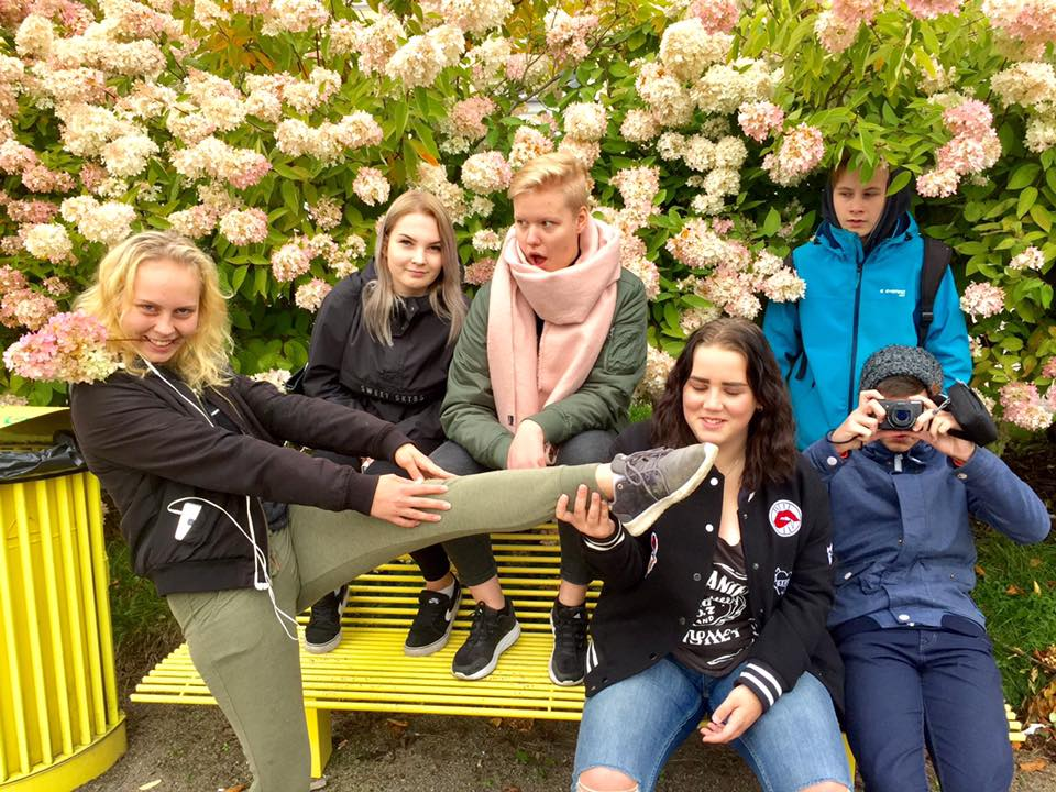 Ansök nu till Sommargymnasiet i Östra Nyland