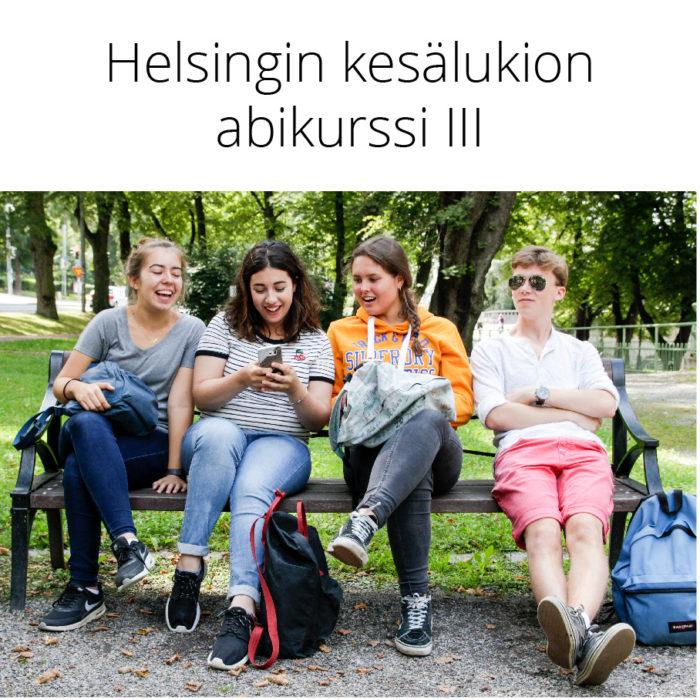 Helsinki 4.—15.6.2018