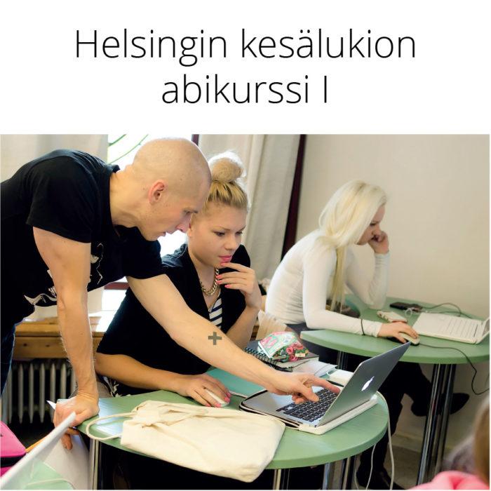 Helsinki 5.—9.2. ja 19.—23.2.2018 (iltakurssi)
