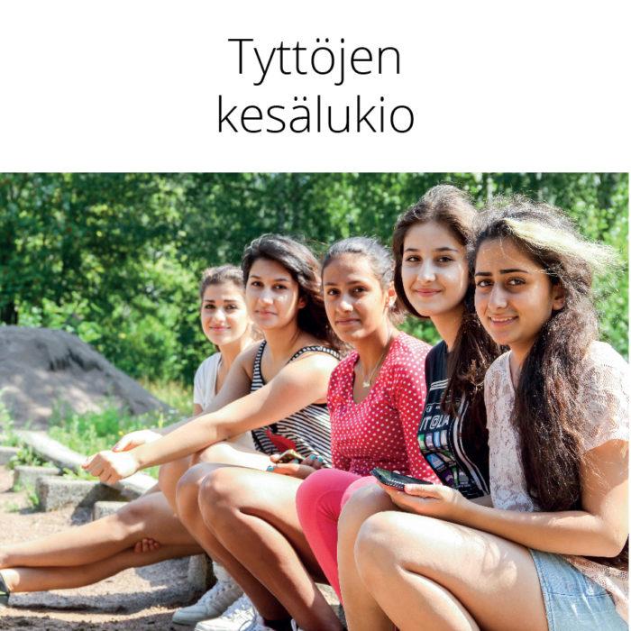 Tyttöjen kesälukio 10.–16.7.2020