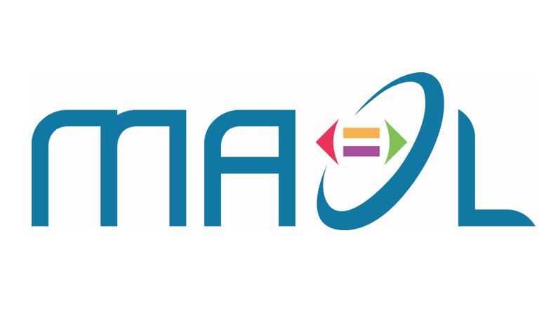 Matemaattisten Aineiden Opettajien Liitto MAOL ry logo
