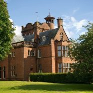 Dumfries Campus: Rutherford McCowan Building