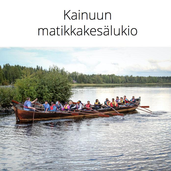Kainuun matikkakesälukio 24.6.–5.7.2019