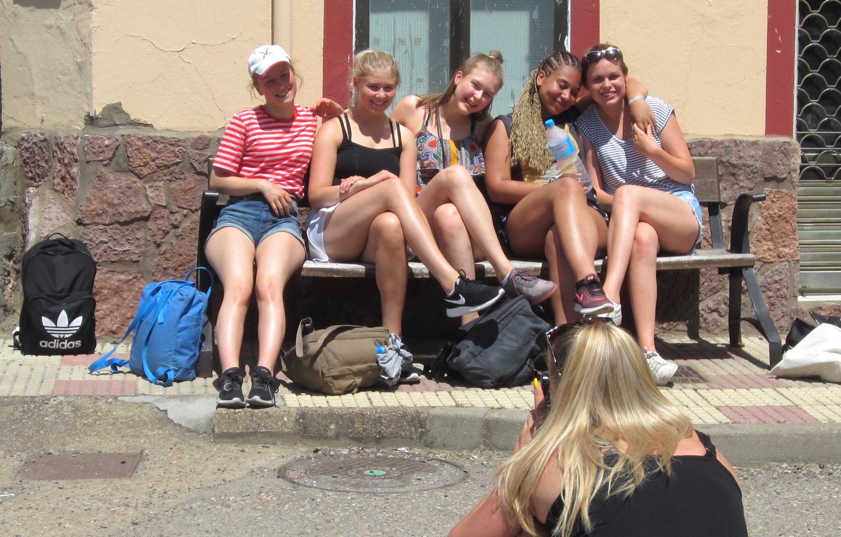 Espanjan, Ranskan ja Gotlannin kesälukioissa vielä tilaa