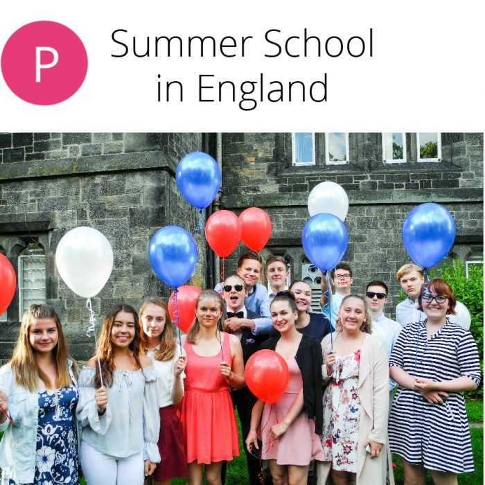 Summer School in England 18.–25.7.2020