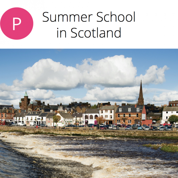 Summer School in Scotland 2.–10.7.2020