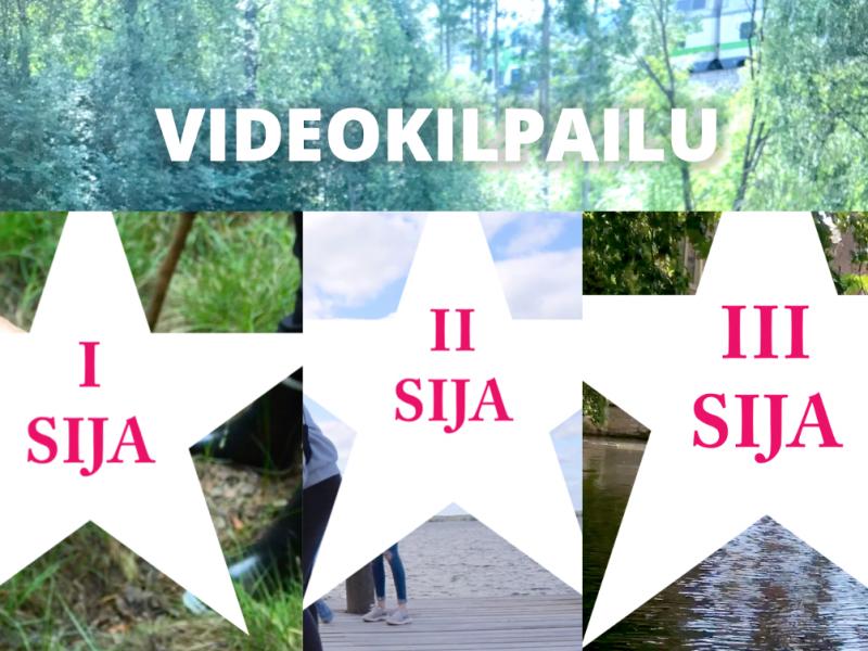 Videokilpailun 2019 voittajat