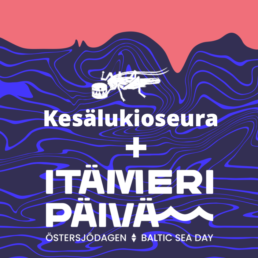 Kesälukioseura + Itämeripäivä 27.8.2020