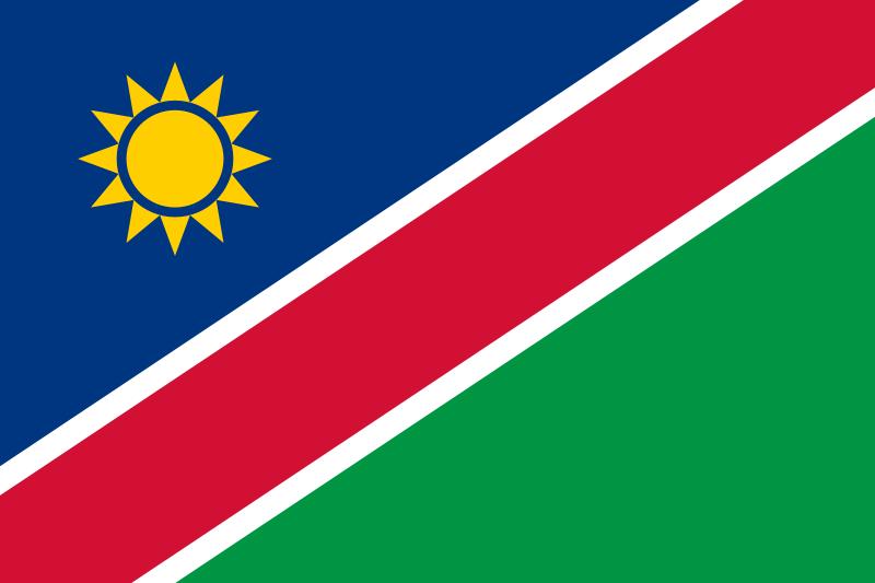 Lippu Namibia